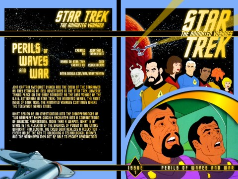 Star Trek: The Animated Voyages