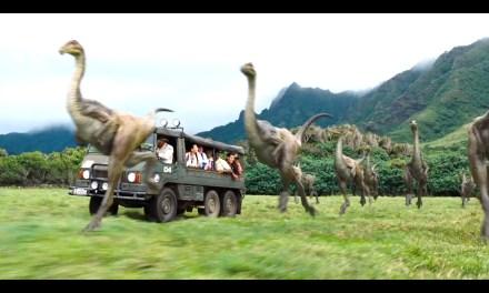 Krypton Radio 1st Look: 'Jurassic World' Trailer 2