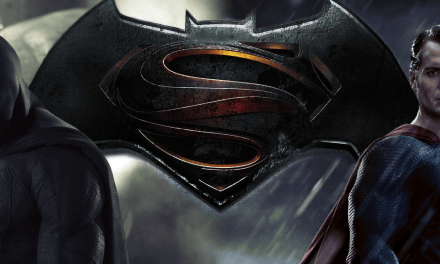 Leaked Teaser: 'Batman v Superman'