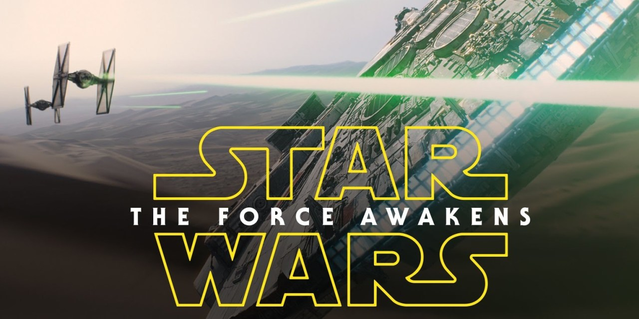 Krypton Radio 1st Look: 'Star Wars: The Force Awakens' Official Teaser #2