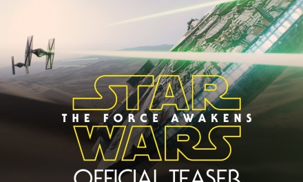 Krypton Radio 1st Look: 'Star Wars: The Force Awakens' Official Teaser #2