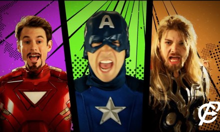 Video of the Day: 'Avengers: Age of Ultron' Music Parody