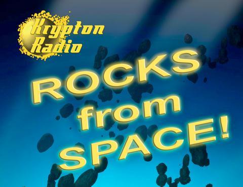 Krypton Radio Rocks From Space
