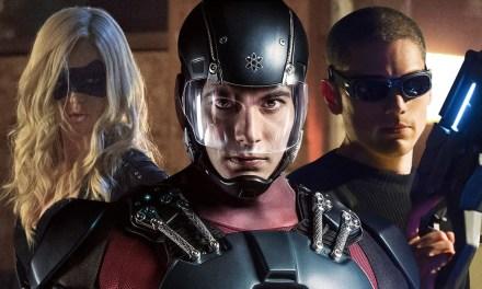 Krypton Radio 1st Look: 'DC's Legends of Tomorrow'