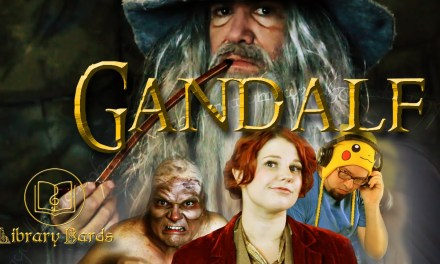 Video of the Day: 'Gandalf' by the Library Bards