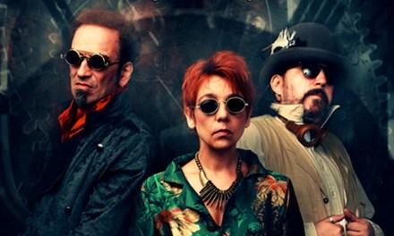Kickstart This: Steampunk Band 'Victor Sierra' Album #3