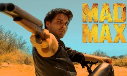Video of the Day: 'Mad Max: Out of Gas'