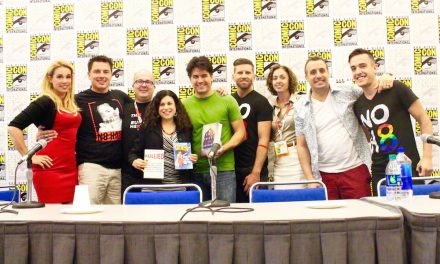 'End Bullying' Panel at SDCC Draws Network News Coverage