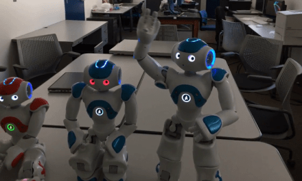 Robot Passes Self-Awareness Test