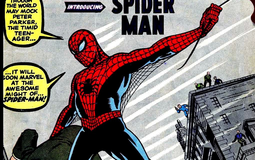 Spider-Man is 53!