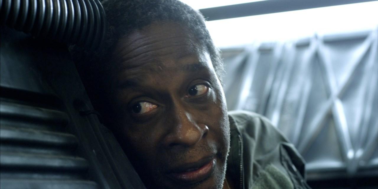 On 'The Event Horizon': Scott Baker, Producer/Director of '5th Passenger'