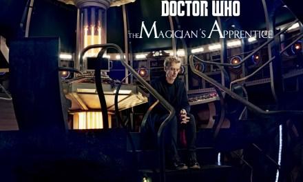 1st Look: Dr. Who Season 9, 'The Magician's Apprentice' Trailer