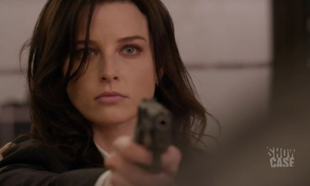 On 'The Event Horizon': Rachel Nichols of 'Continuum'