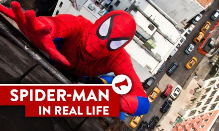 Video of the Day: 'Spider-Man In Real Life'