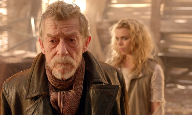 The War Doctor Falls: Remembering John Hurt