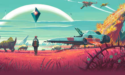 1st Look: 'No Man's Sky' Trailer 5