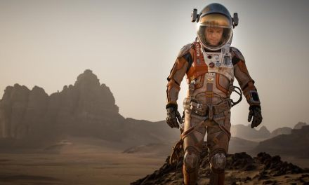 The Martian: A Review