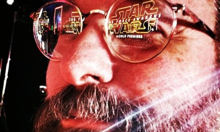 Obi-Shawn Goes to the 'Star Wars: The Force Awakens' Premiere