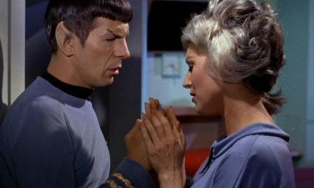 Video of the Day: Mr. Spock is Your 'Futuristic Lover'