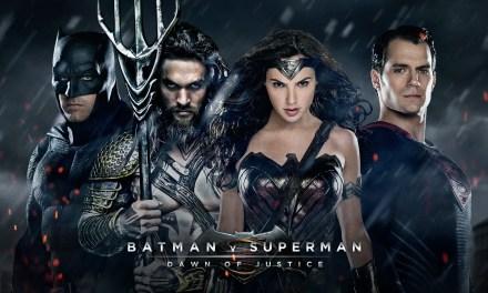 1s Look: 'Batman V Superman: Dawn of Justice' Trailer 2