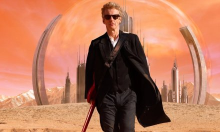 Epic Trailer for Doctor Who Season Finale 'Hell Bent'