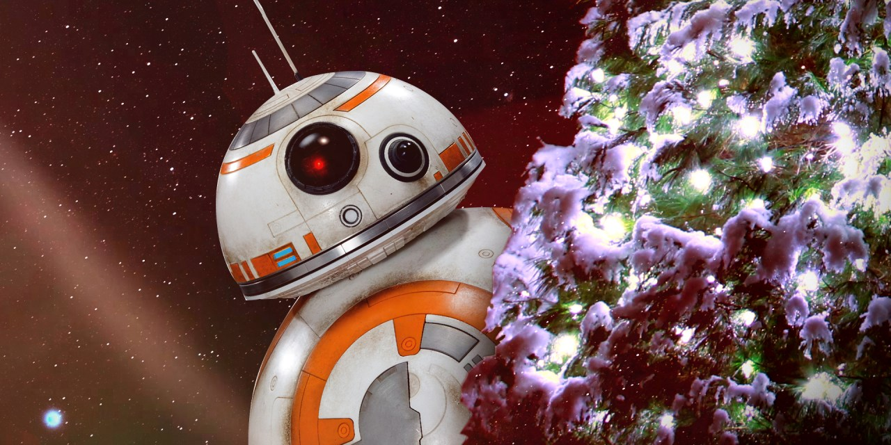 Video of the Day: 'The Hypothetical Star Wars Holiday Special'
