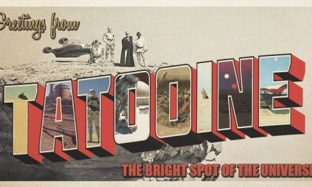 Video of the Day: 'This is Tatooine'