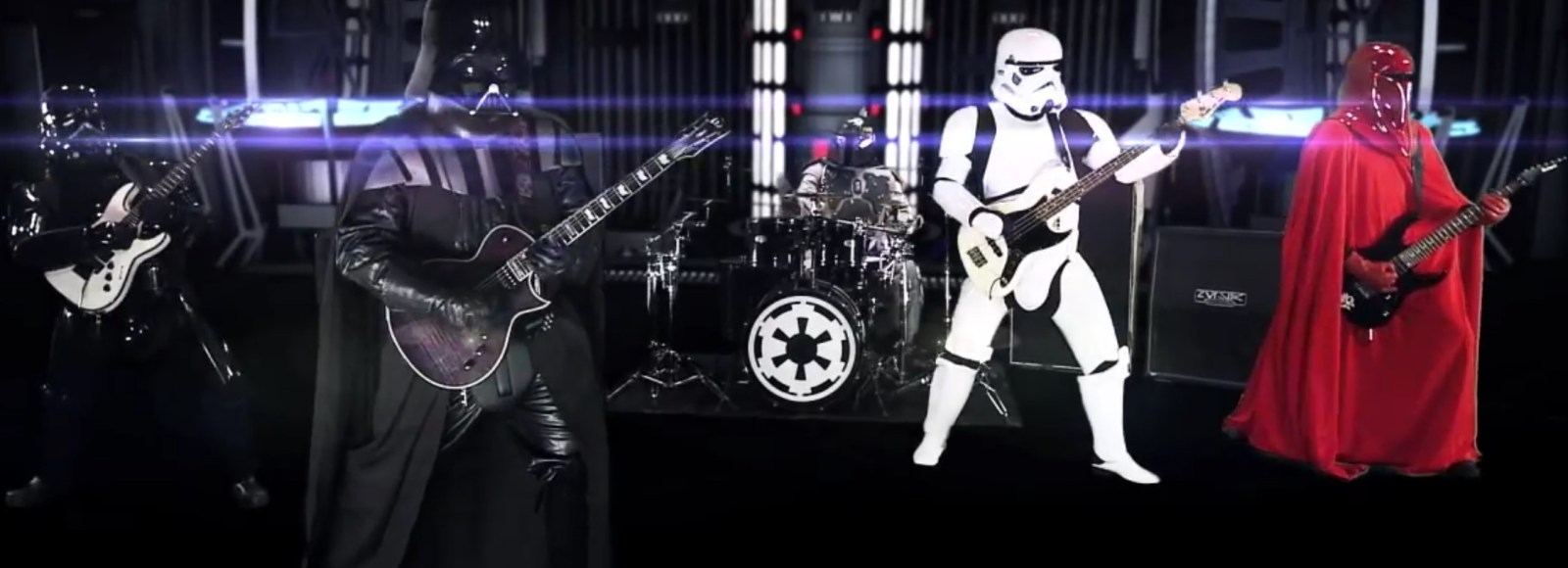 Kickstart This: Galactic Empire Wants to Perform Live