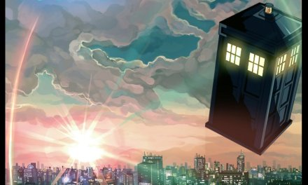 Video of the Day: Paul Johnson's Anime 'Doctor Who'