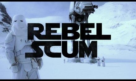 Video of the Day: Star Wars Fan Film 'Rebel Scum'
