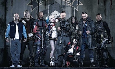 1st Look: 'Suicide Squad' Trailer 1