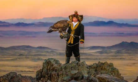 'Force Awakens' Star Daisy Ridley to Executive Produce Sundance Premiere Film 'The Eagle Huntress'