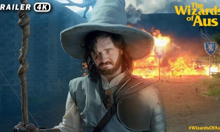 1st Look: 'Wizards of Aus'