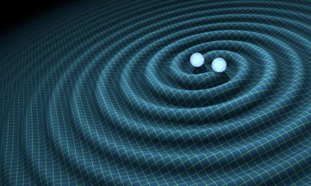 Einstein Confirmed: Gravity Waves Exist