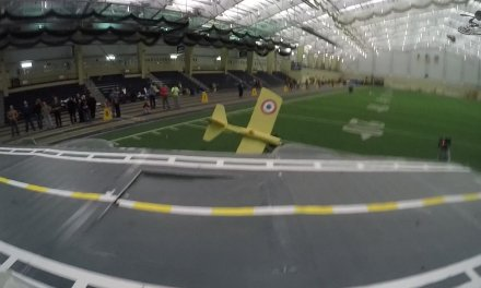 Video of the Day: Landing RC Planes on a Flying Avengers Helicarrier