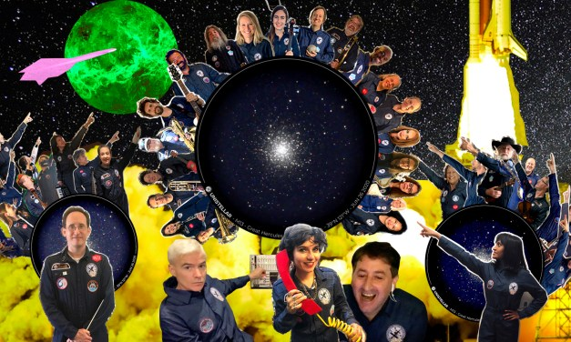 Video of the Day: The Avalanches / The International Space Orchestra's 'Wherever You Go'