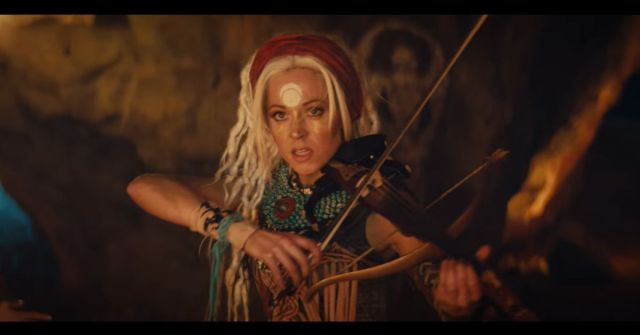 Video of the Day: Lindsey Stirling's 'Till The Light Goes Out'