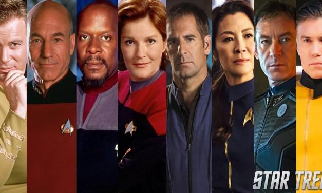 Star Trek's 54th Anniversary (and a New Trailer for 'Star Trek: Discovery – Season 3')