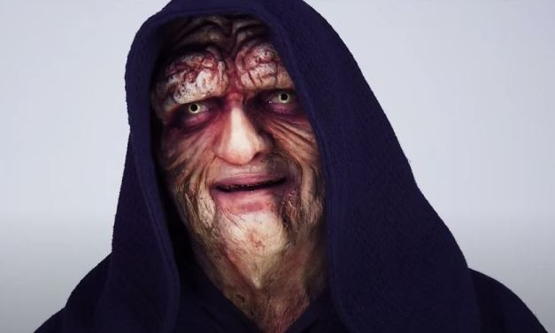 "Video of the Day: BJ Whimpey as Emperor Palpatine Singing  ""You'll Be Back"""
