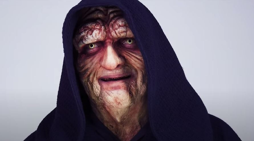 """Video of the Day: BJ Whimpey as Emperor Palpatine Singing  """"You'll Be Back"""""""
