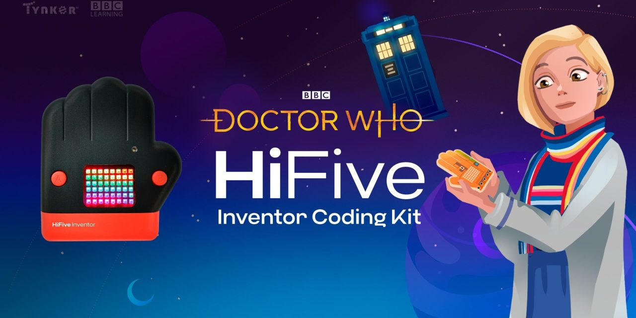 BBC Recruits Doctor Who to Teach Kids to Code