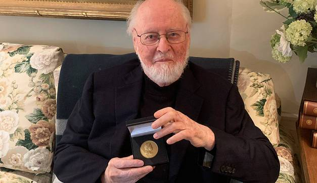 Legendary John Williams Adds New Laurels