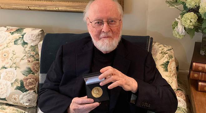Legendary John Williams Adds New Laurels