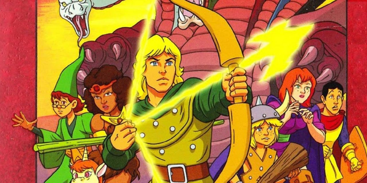 Video of the Day: 'Dungeons & Dragons Animated Series: Requem'