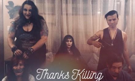 'Malvolia's Thanks Killing' (2020) Short Film Review: A Tasty Gorehound Feast