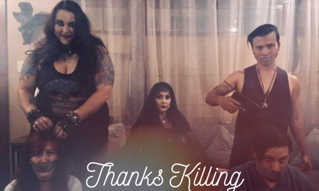 'Malvolia's Thanks Killing' (2020) Short Film Review: A Tasty Gorehound Feast