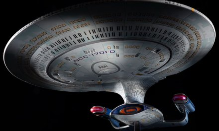 Star Trek: TNG's Enterprise D Replica Coming from Eaglemoss' Hero Collector