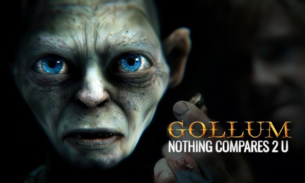 Video of the Day: Gollum Sings 'Nothing Compares 2 U'