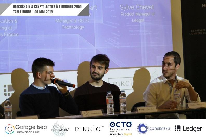 KryptoSphere IMTBS-TSP, conjointement avec Garage isep, a organisé un talkshow sur l'avenir de la blockchain et des crypto-actifs d'ici 2050, en compagnie de grands acteurs français du secteur.