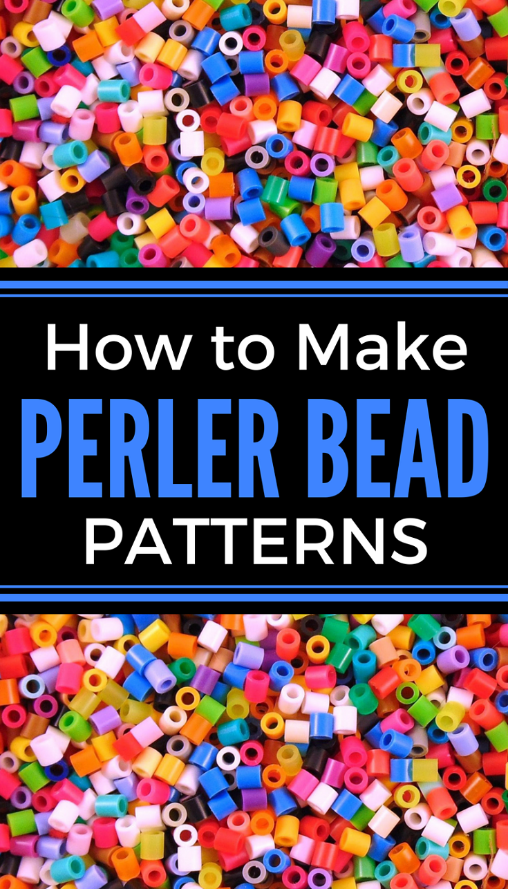 Easy Perler Bead Pattern Maker Tutorial – Krysanthe